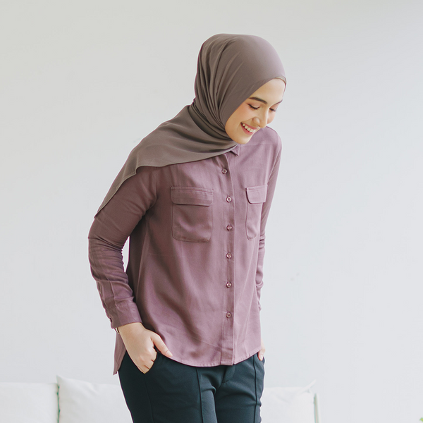 Pocket Rayon Shirt