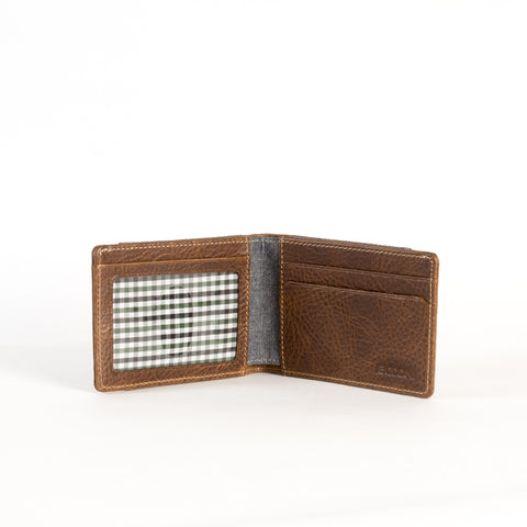 Caleb LTE Slimster in Chestnut & Chambray