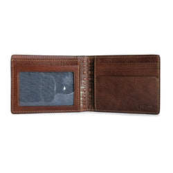 Caleb Cash Fold Wallet