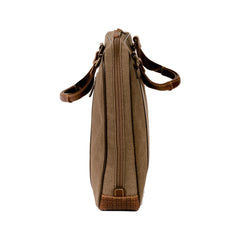 Bryant LTE Zipster in Heather Brown