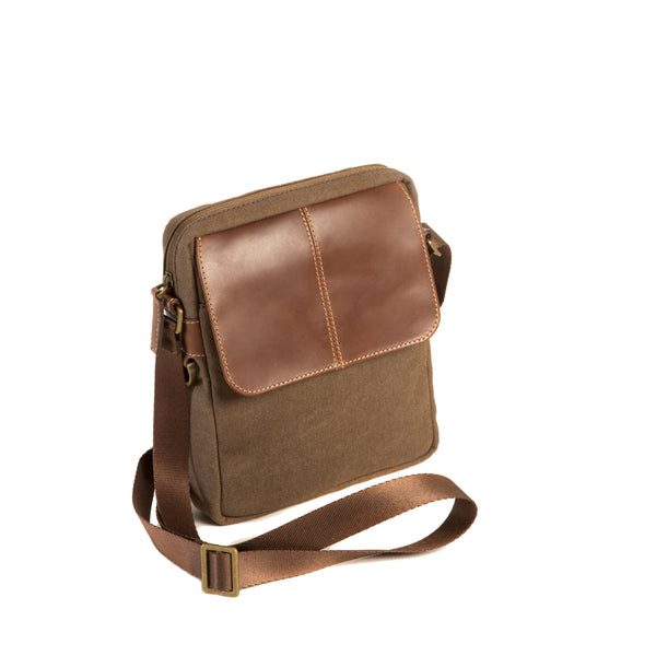 Bryant LTE Urban Bag in Mahogany & Heather