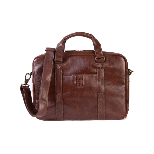 Becker Zip Briefcase
