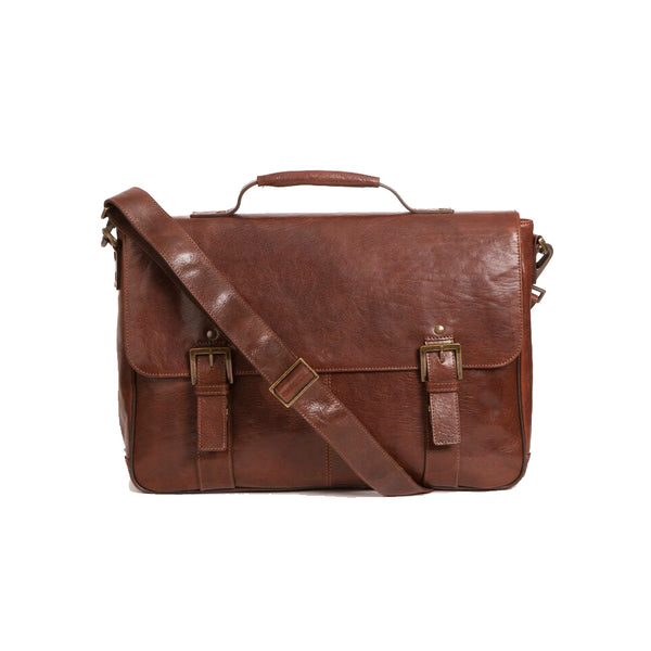 Becker Flap Dispatch Briefcase