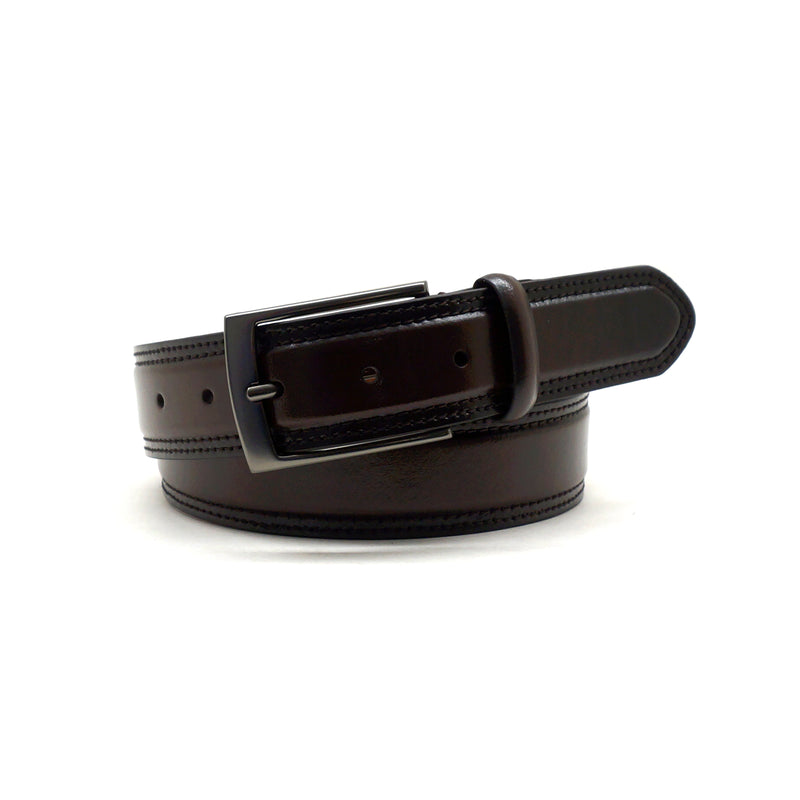 Peyton Belt in Brown