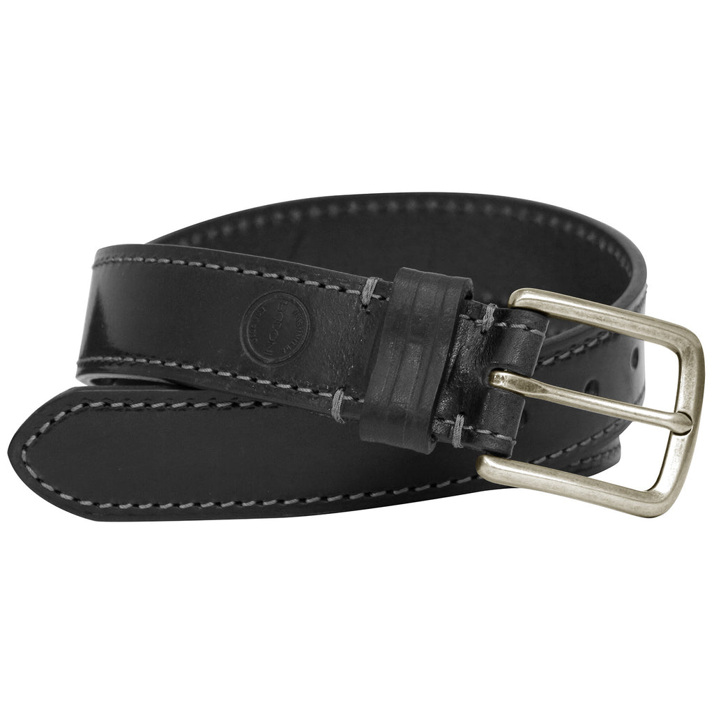 Bryant Leather Belt in Black
