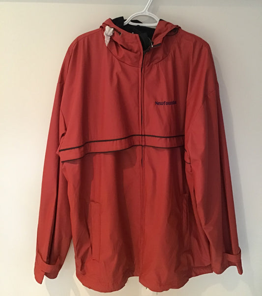 Rain Jacket Adult Plus Size