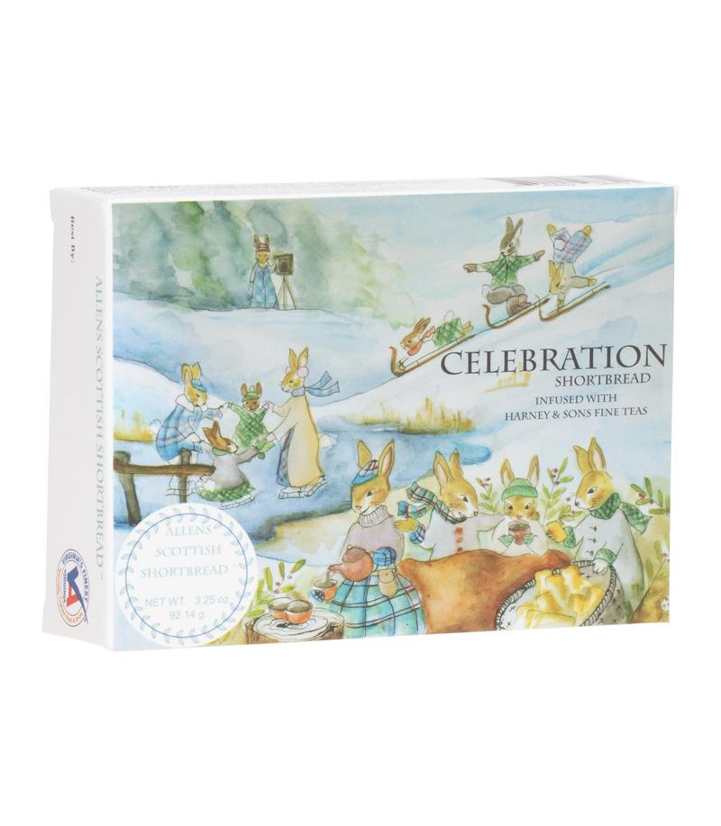 2 Pack Celebration Shortbread