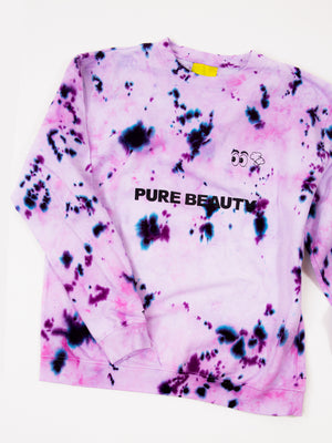 Load image into Gallery viewer, LITTLE STRONG DRINK TIE DYE SWEATSHIRT