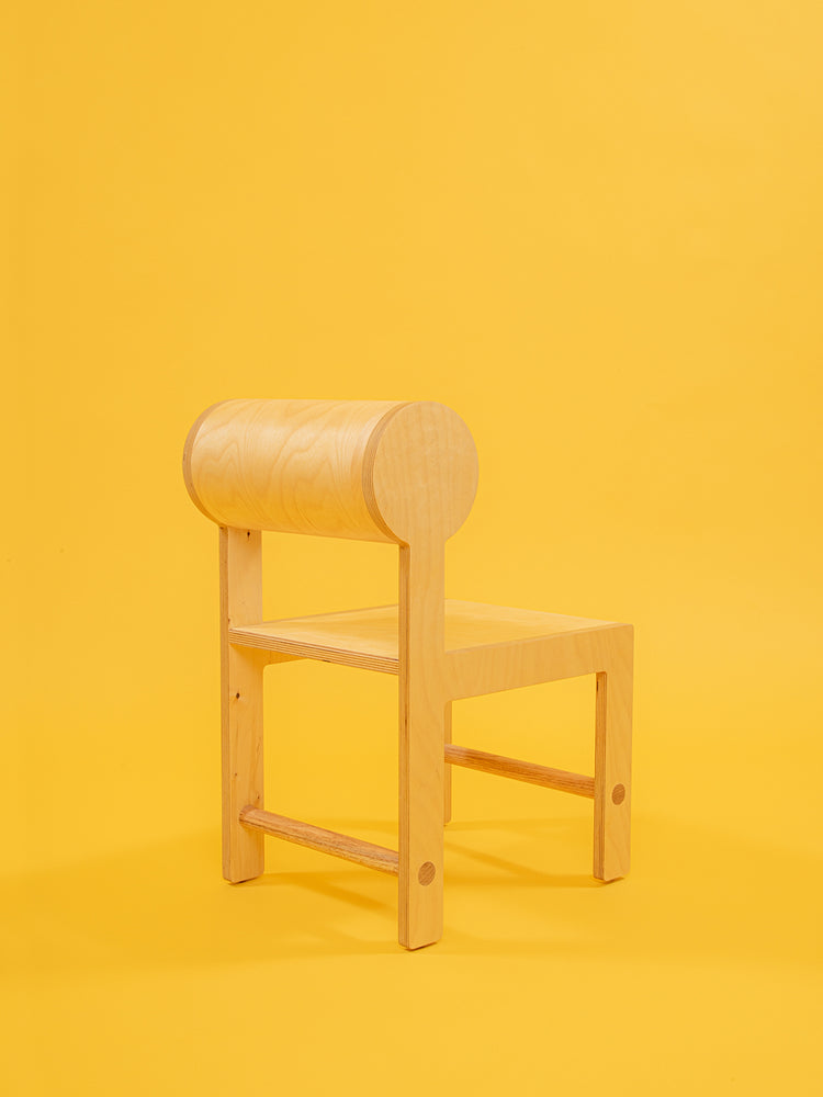 Load image into Gallery viewer, MINI CYLINDER CHAIR by WAKA WAKA