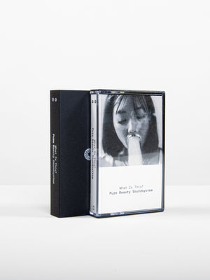 Load image into Gallery viewer, PURE BEAUTY SOUNDSYSTEM x MIXTAPE CLUB CASSETTE