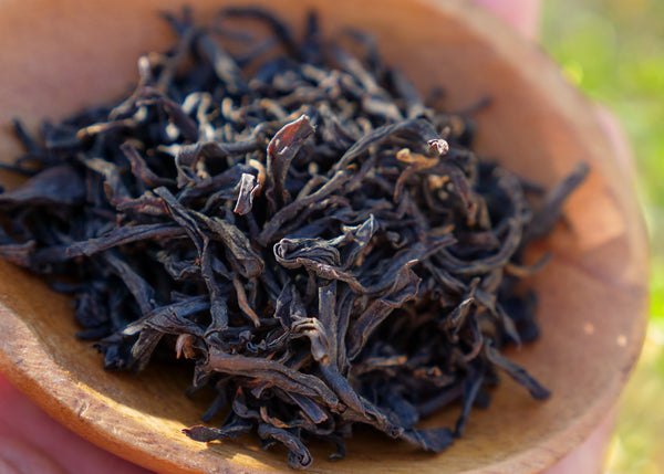 2019 Ancient Wild Purple Red Tea