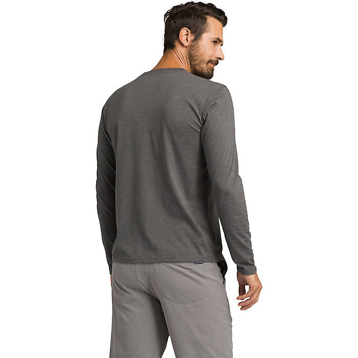 PRANA LONG SLEEVE T-SHIRT