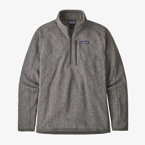 M BETTER SWEATER RIB 1/4 ZIP