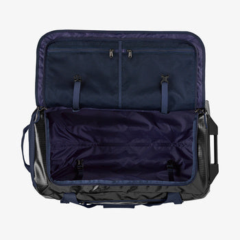 Black Hole Wheeled Duffel 70L
