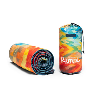 Printed Puffy Rumpl