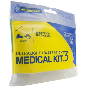 .3 ULTRALIGHT & WATERTIGHT FIRST AID KIT