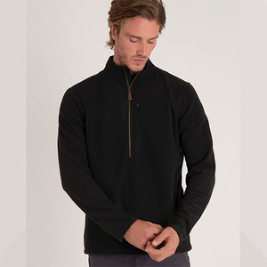 M Rolpa 1/4 Zip Fleece