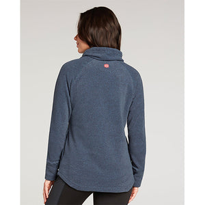 W Rolpa Cowl Neck Fleece