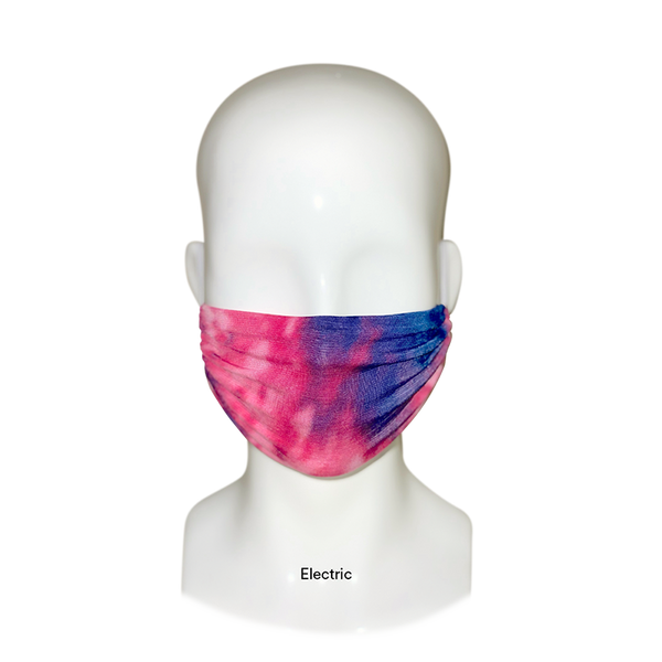 Ladies Tie-Dye Face Mask Pack of 3