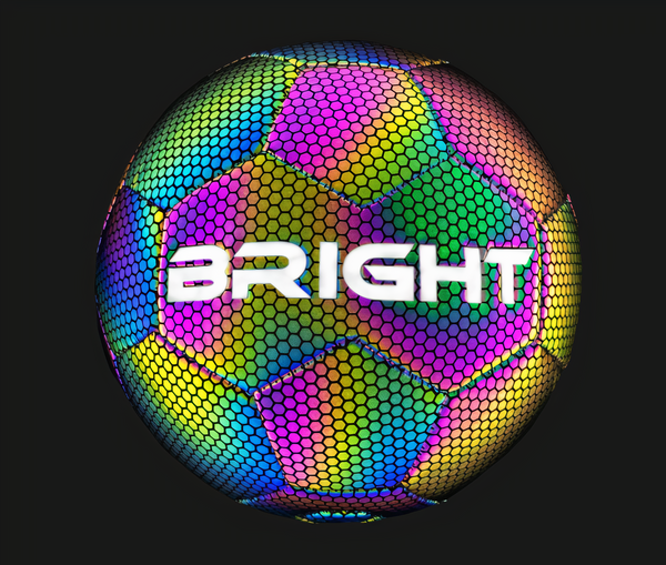 The BRIGHT™ Soccer Ball