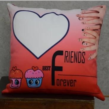 Personalized Best Friends Forever Cushion