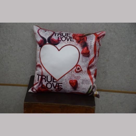 Personlised True Love Cushion