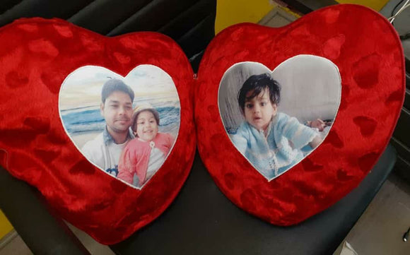 couple cushion 4 heart