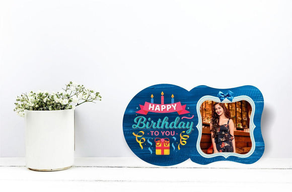 Personalized Birthday Frame