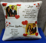 Special Valentine's Cushion
