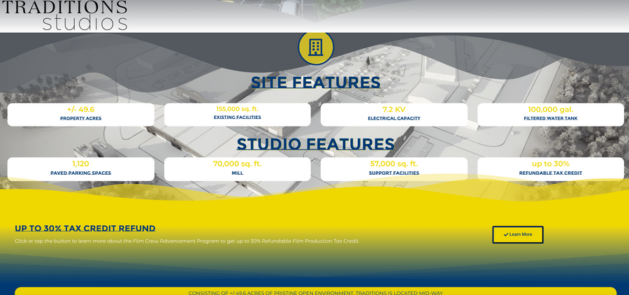 Custom Website - The Elite Suite