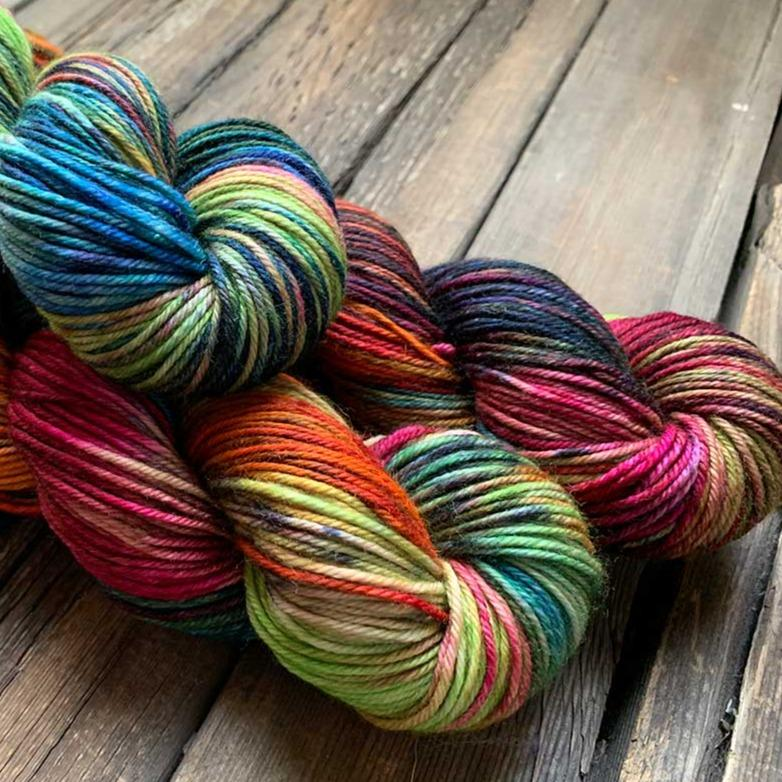 Classy in worsted---16-20 | String Theory Yarn Co