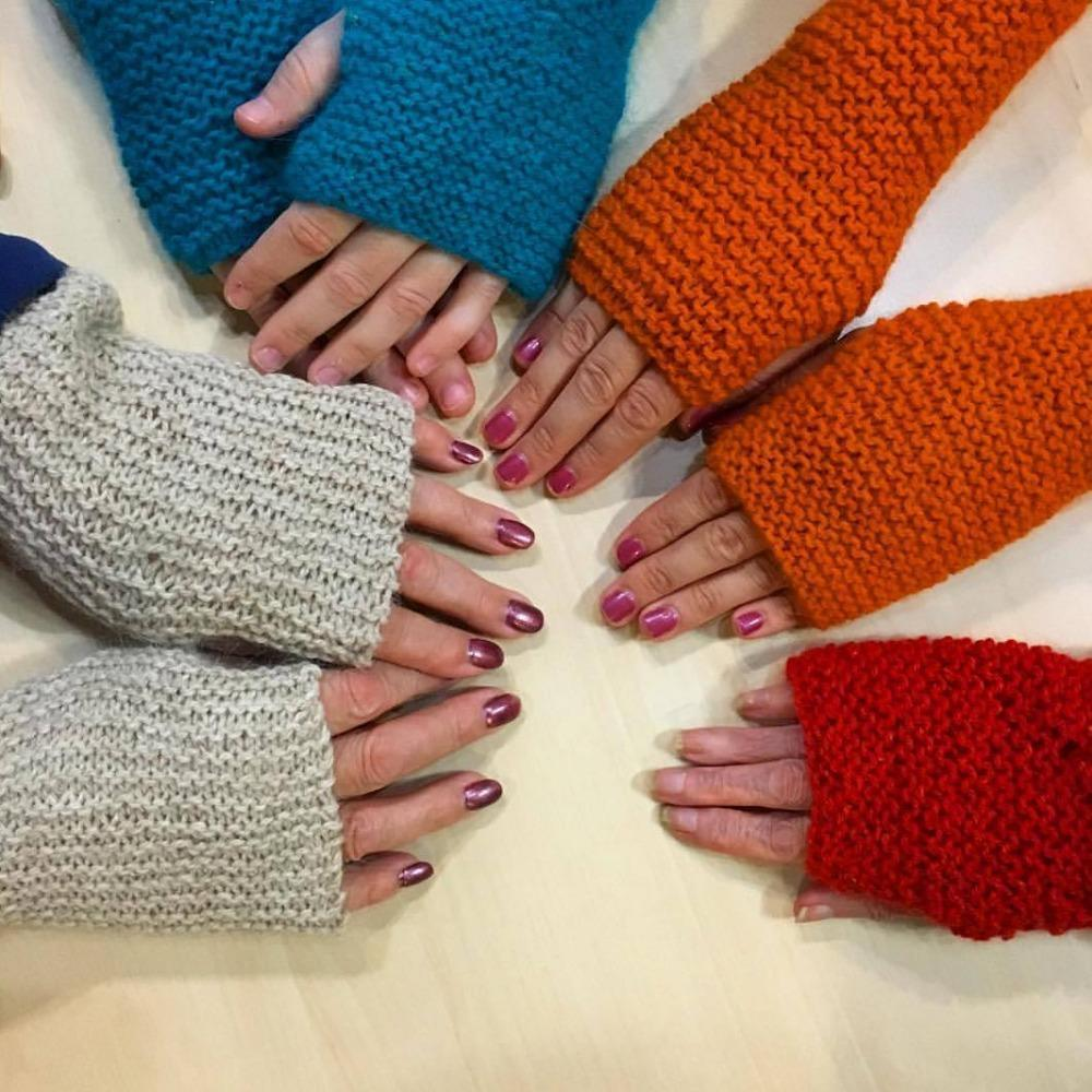 Knit 101 (virtual) - May 3 in CLASS | String Theory Yarn Co