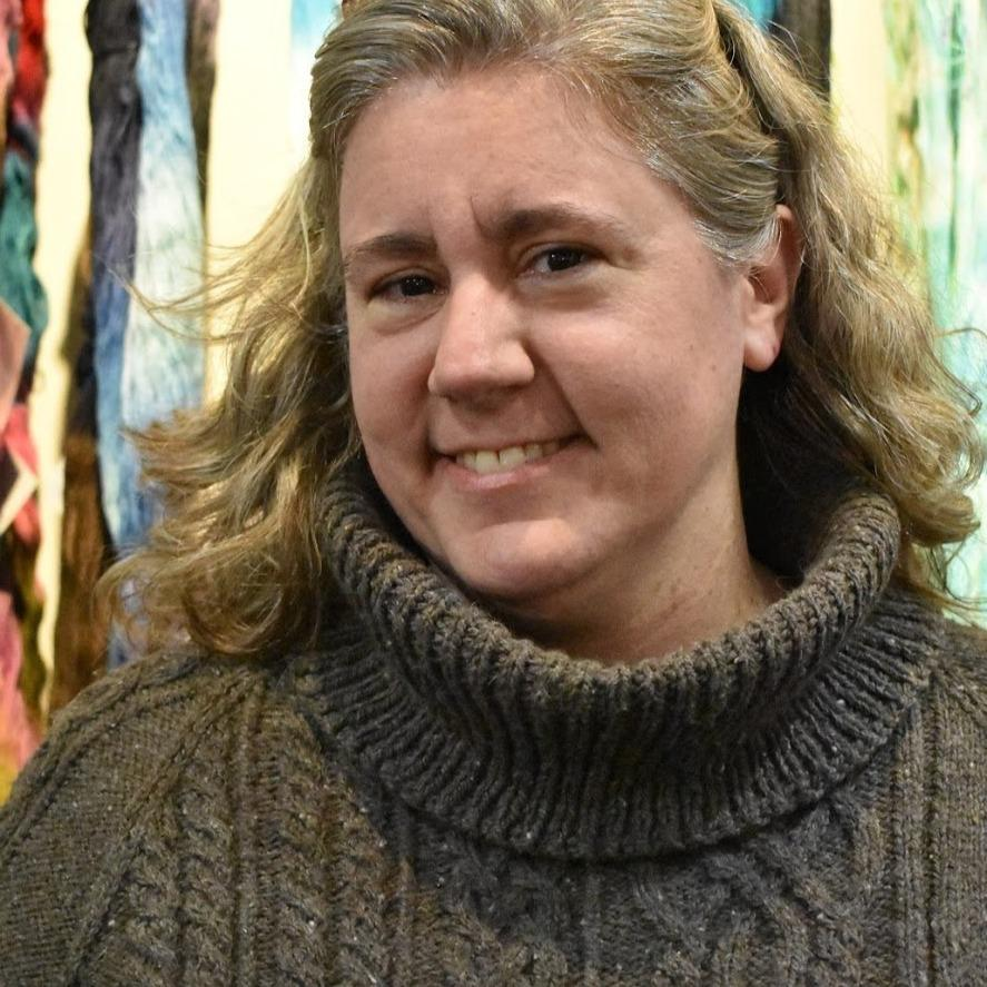 Virtual Sit & Knit with Beth in classes | String Theory Yarn Co