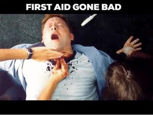 Can You Get Sued By Doing First Aid Treatment To A Stranger?