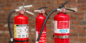 How To Choose a Fire Extinguisher for Home (Type, Size) and How To Use It