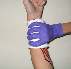 How To Stop and Control Bleeding