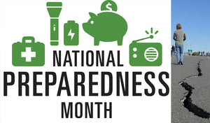 National Preparedness Month – Simple Guide For Your Emergency Plan