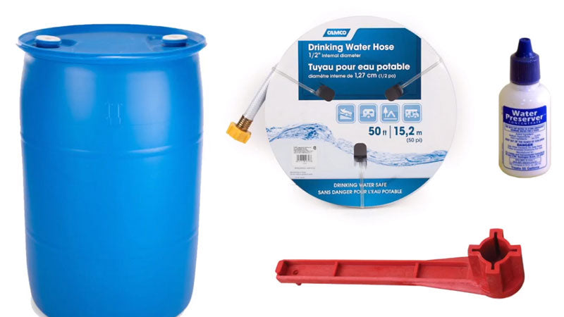 Long Term Water Storage Complete Guide