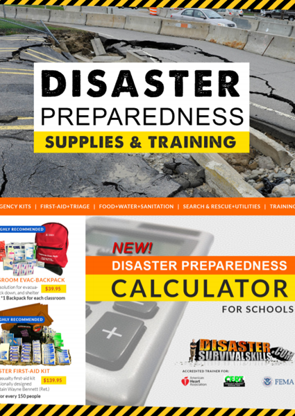 Disaster Survival Skills Catalog