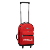 2 Person Disaster Survival Kit Bag on Wheels