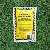 Emergency Drinking Water Pouch (Single Pack)