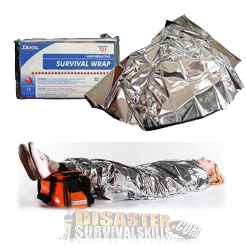 Emergency Survival Blanket 1 kdno9p