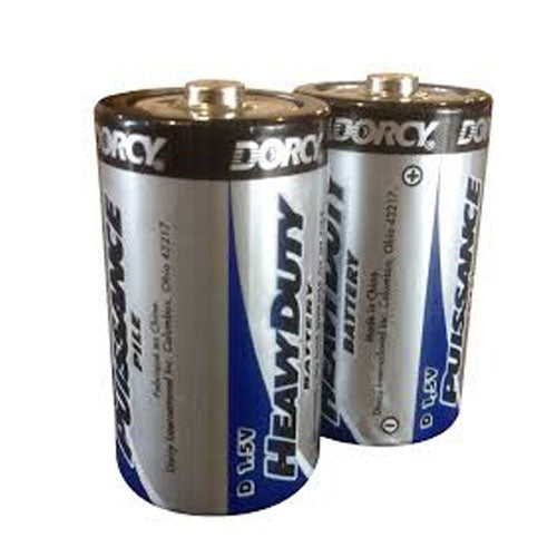 Flashlight Batteries D Cell 1 Pair xppvqv