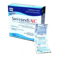 Hand Wipes Sanitizer (Single/Box of 100)