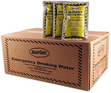 Emergency Drinking Water Pouches (Case of 100)