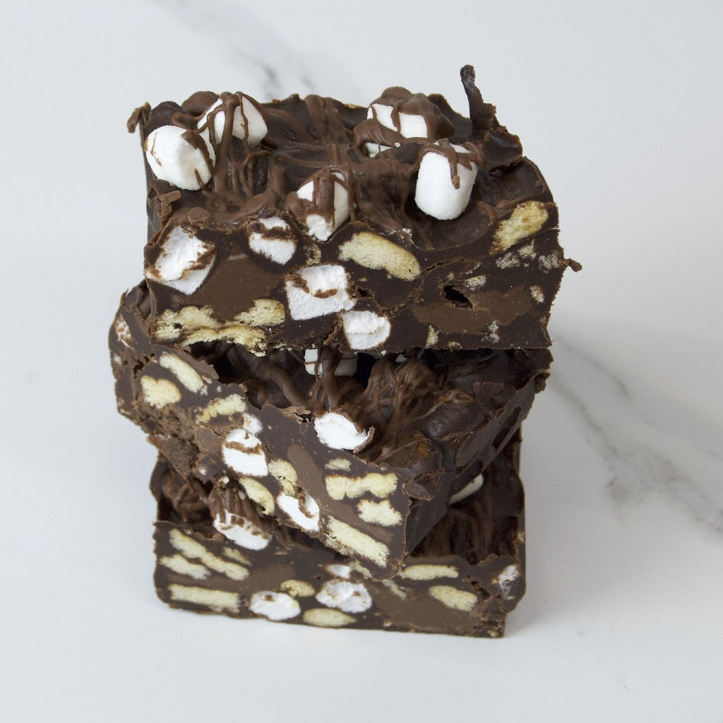 Nutella Rocky Road