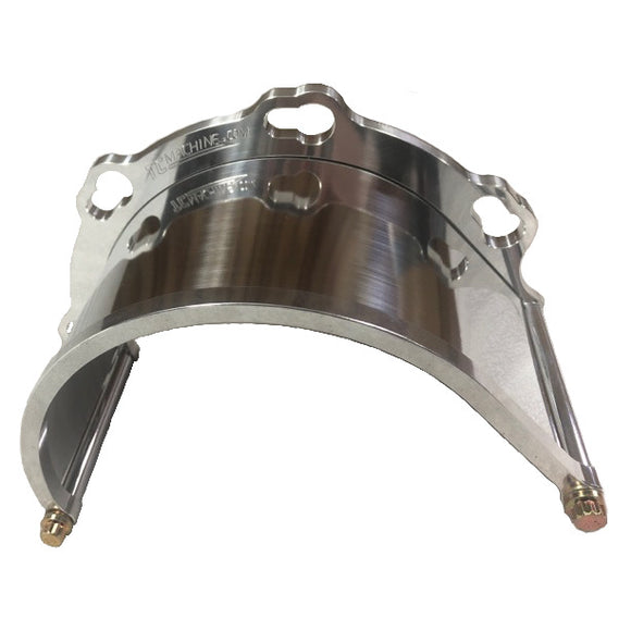 Top Belt Guard - Littlefield front cover mounted