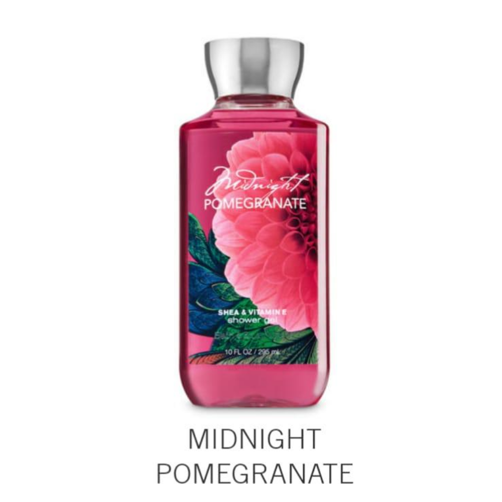 Shower Gel Midnight Pomegranate
