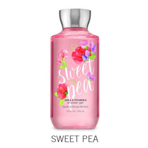 Shower Gel Sweet Pea