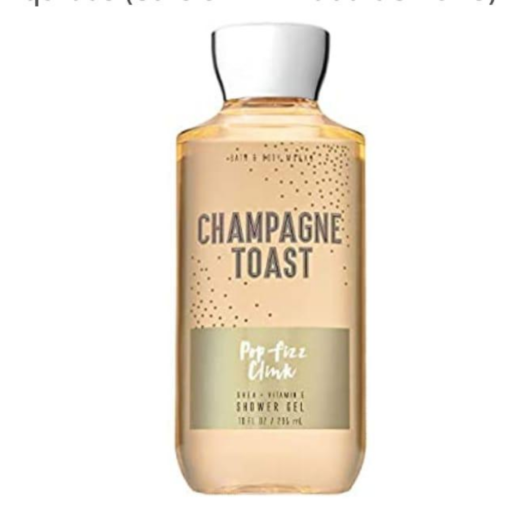 Shower Gel Champagne Toast